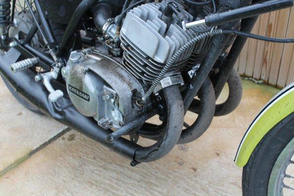 rodage moteur 350 s2