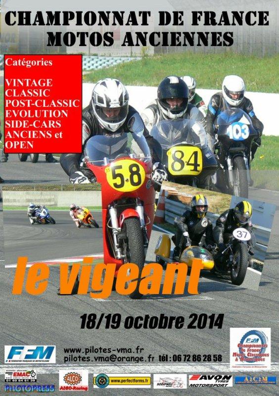 VMA -  le Vigeant - 1