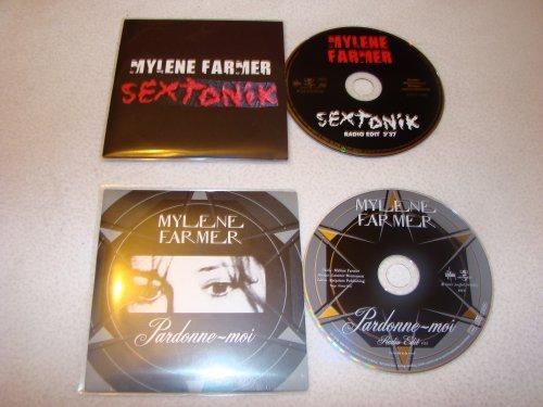 .~*~.  CDs Promo Pardonne~Moi et SeXtonik .~*~.