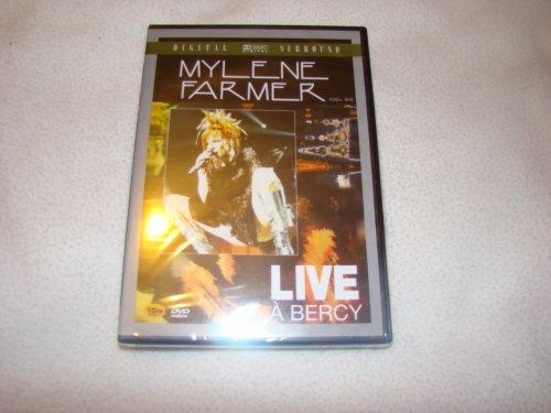 .~*~.  DVD Live à Bercy import Corée  .~*~.