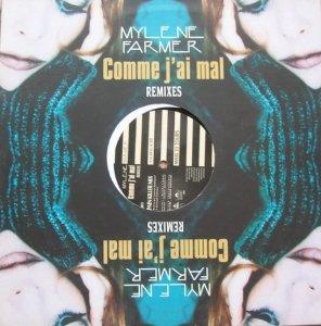 .~*~.  Promo Maxi 33 Tours Comme j'ai Mal  .~*~.