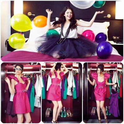 Voici Un Nouveau Photoshoop De Selena Pour Le Magazine Français GALA