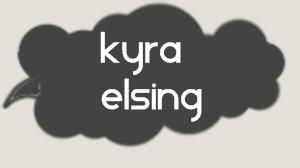 ☁  Kyra Elsing  ☁