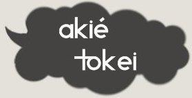 ☁ Akié Tokei ☁