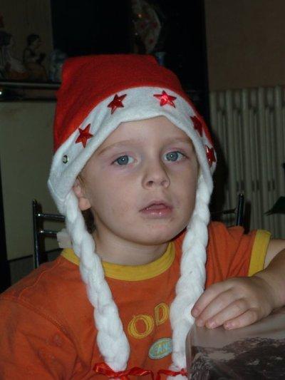 Djunaï a Noël! C'est le Bébé Noël!^^