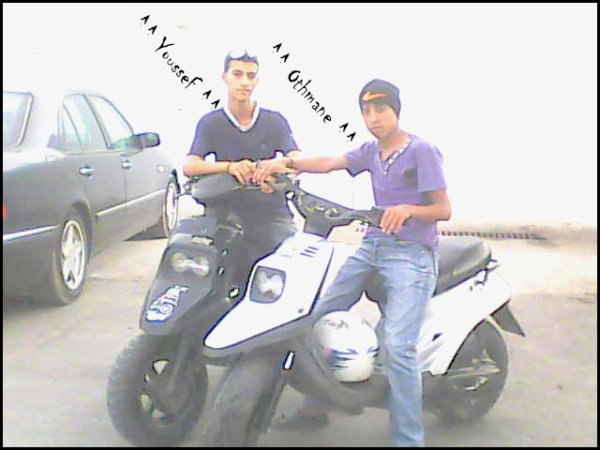 Otmane et YousseF