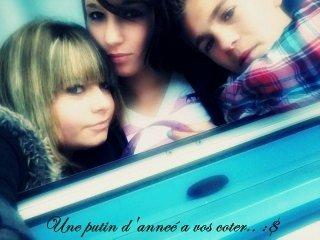 Le trio .. :$♥