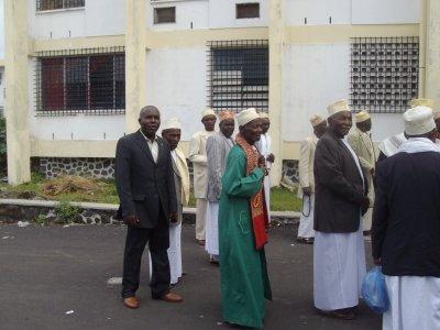 Collège:  une délégation villageoie au commissariat à l'éducation