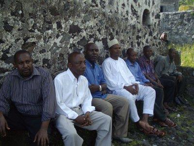 La commission de Wanamdjis siège chaque samedi