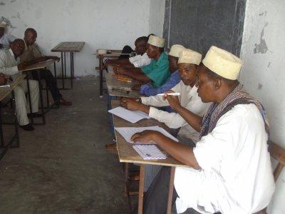 Collège : Les cadres fonctionnaires apportent leurs contributions