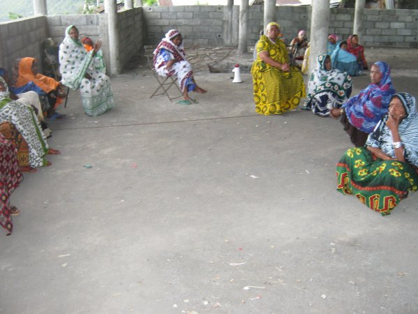 Marché de Tsinimoichongo, son inauguration c'est bientôt