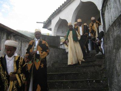 Ide Moubarak en Image à Tsinimoichongo.