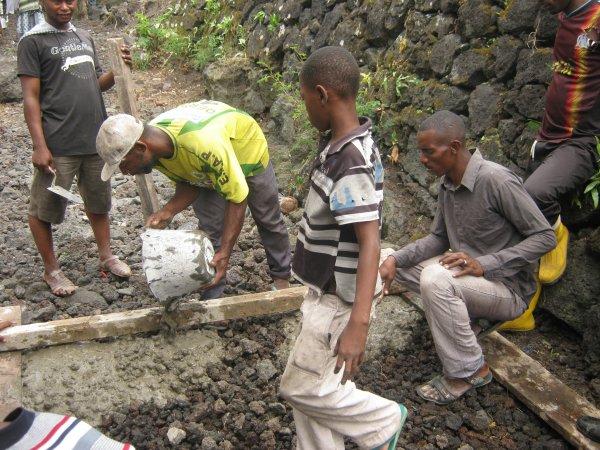 Badja-Bangwé construit ses axes