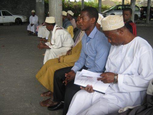 FADC finance la construction d'une route à Tsinimoichongo