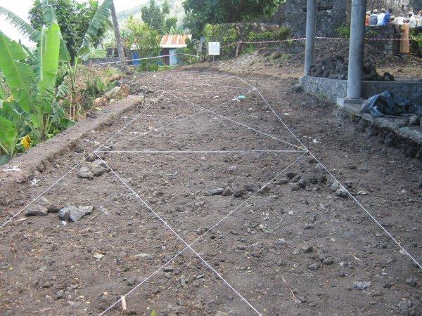 Démarrage dess travaux de la construction de la route par le FADC