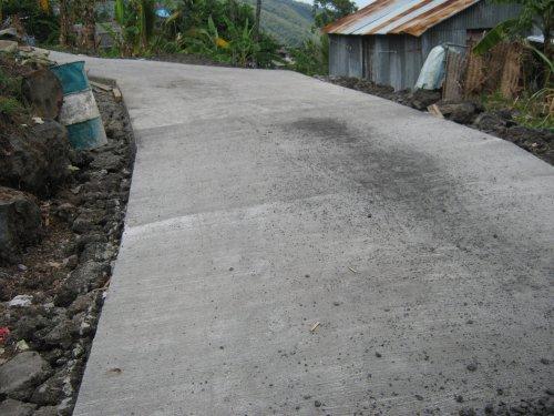 Route FADC : Bientôt la fin des travaux