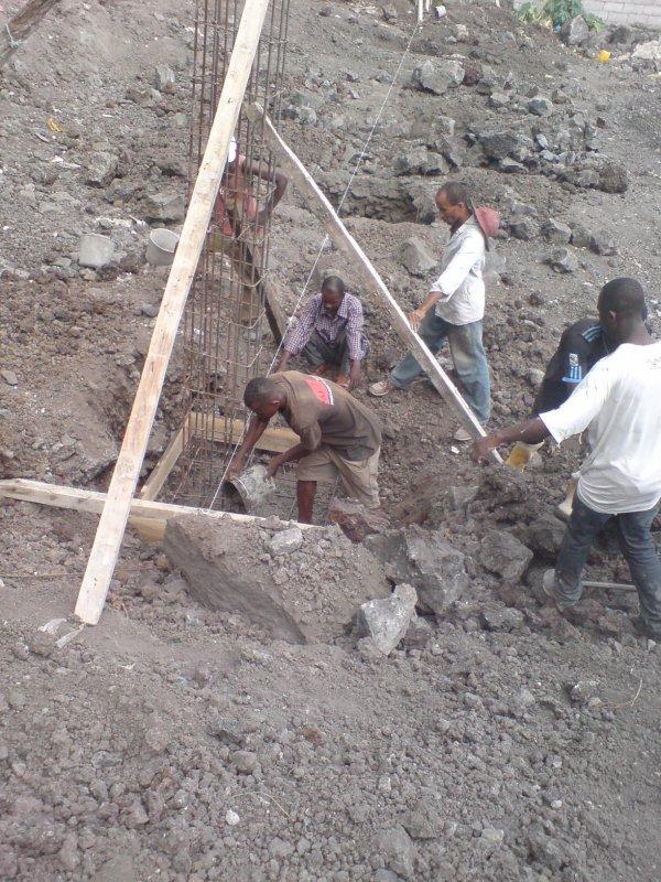 Construction de la Place Publique : La Fédération se félicite du bon déroulement des travaux