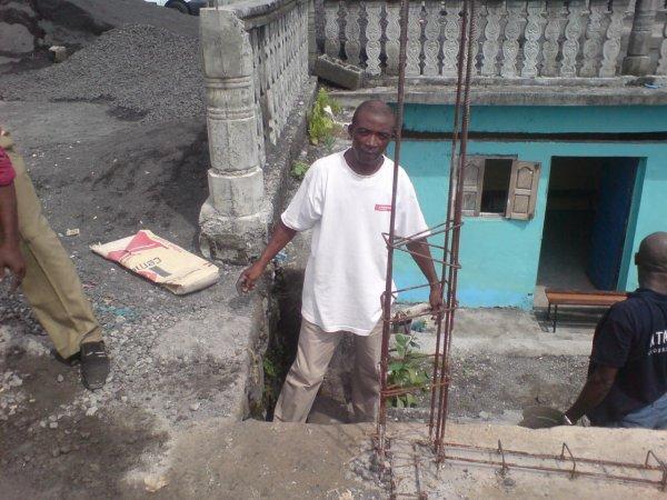 Construction de la Place Publique : Larose donne ses impressions !