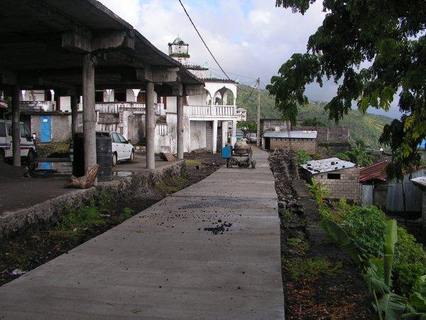 Route FADC : fin des travaux