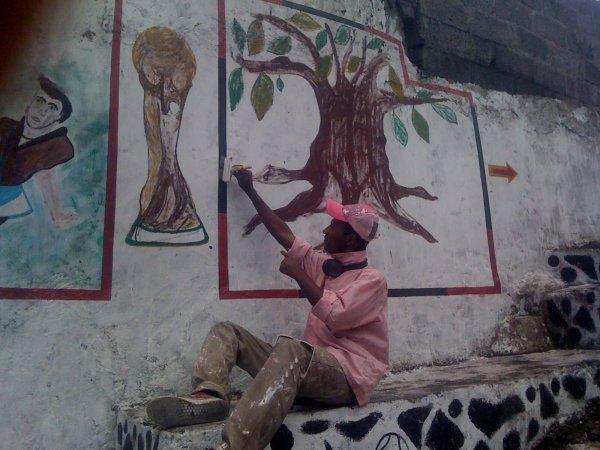 Mtchéladodjo embellit les places publiques du village