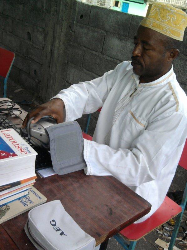 Djibaba Issihaka alias Guidon devient le nouveau Président de la FAT