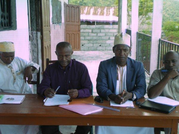 séminaire dur l'éducation : Rapport final