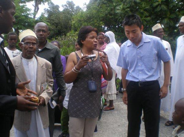 Projet Japon pour Tsinimoichongo : Les fonds sont déjà dans les comptes