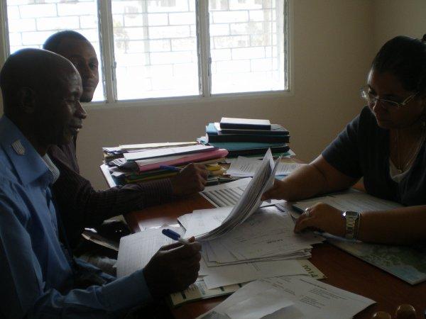 Les travaux du projet marché de Tsinimoichongo seront bientôt lancés