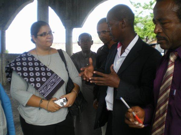 Projet Marché Tsinimoichongo : bientôt le lancement des travaux