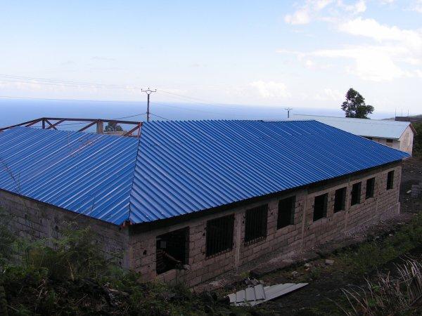 FAT : Etat d'avancement des travaux projet Ecole primaire à Tsinimoichongo