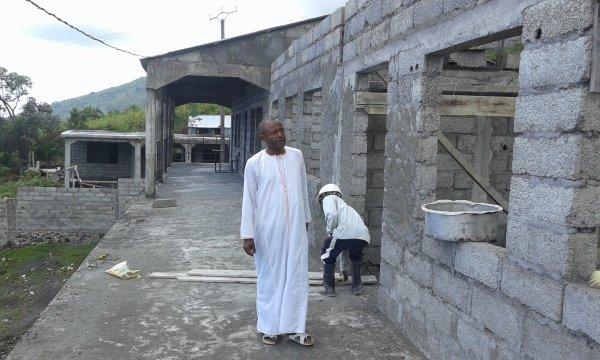 Tsinimoichongo: Construction de deux salles de classes au collège