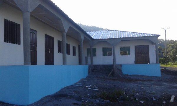 Tsinimoichongo: Le projet Ecole Primaire Publique