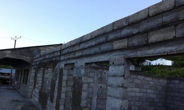 FAT, Tsinimoichongo : Construction de deux salles d classes au collège
