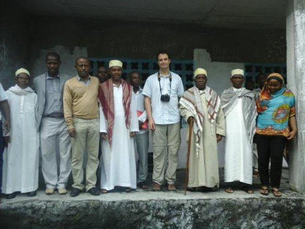Ambassade des Etats-Unis et la FAT au service de la communauté de Tsinimoichongo