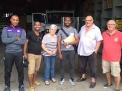 La diaspora de Tsinimoichongo équipe le poste de santé et de maternité local