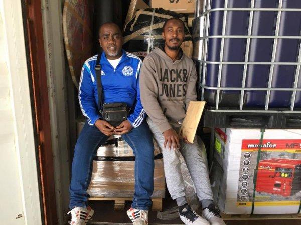 Equipements Maternité par la diaspora de Marseille : Le conteneur est attendue le mois de mai