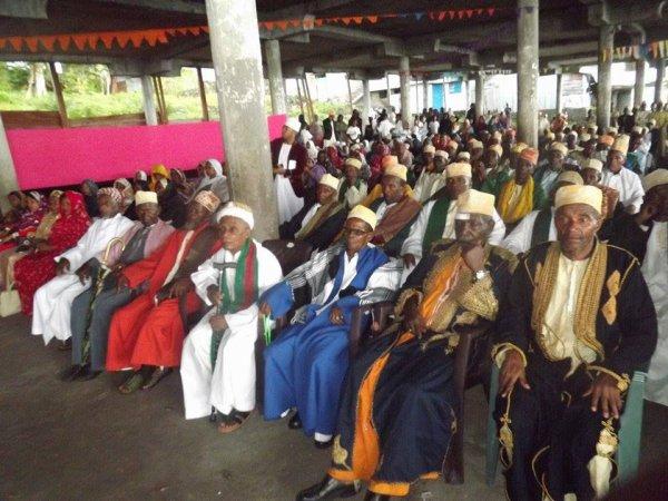 Développement : Les fils de Tsinimoichongo doivent être solidaires