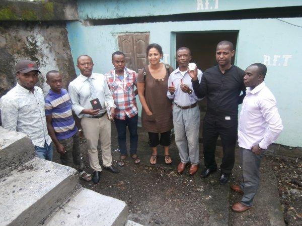 R F I rend visite à la R F T (Radio Fédération Tsinimoichongo
