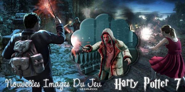 Nouvelles Images Du Jeu Harry Potter 7   Créa