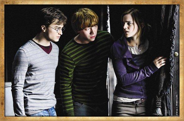 Des Nouvelles Images D'Harry Potter 7