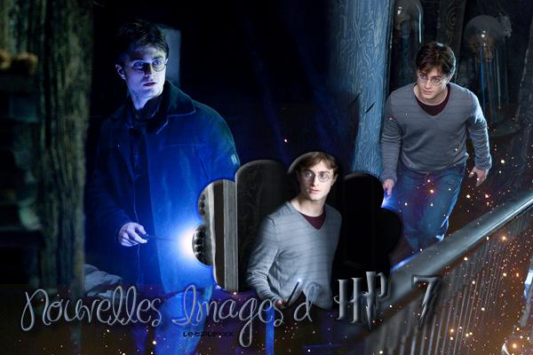 Nouvelles Photos D'Harry Potter 7 a Partir Du Magazine Empire & Du Site Cinereplicas  Créa