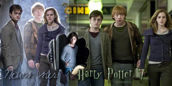 Harry Potter 7 : Des Nouvelles Images Via Le Calendrier 2011  Créa