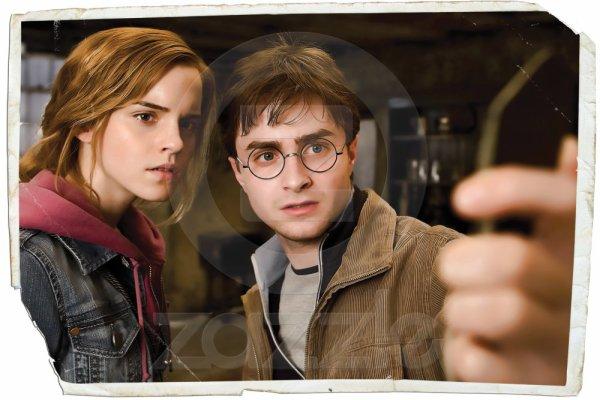 Nouvelles Images Inédites D'Harry Potter Et Les Reliques De La Mort