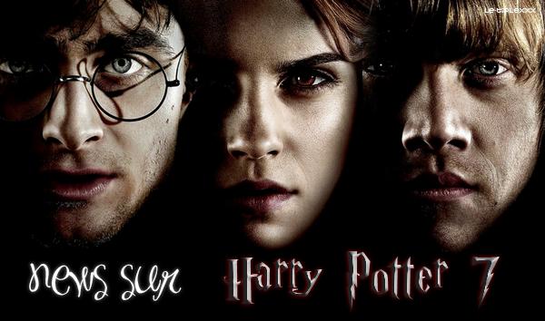 Harry Potter 7 : De L'inédit Pour Bientôt   Créa