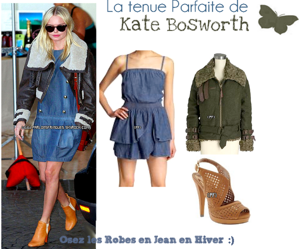 Kate Bosworth quitte  London West Hollywood Hôtel le vendredi (Janvier 14) à West Hollywood, Californie
