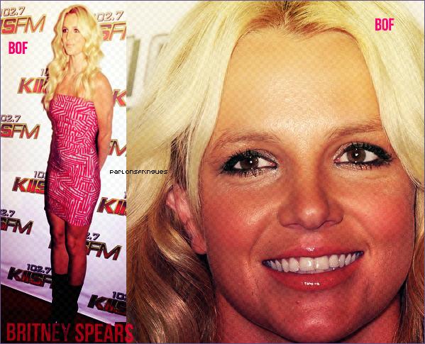 Ke$ha et Britney Spearis : Wango Tango 2011