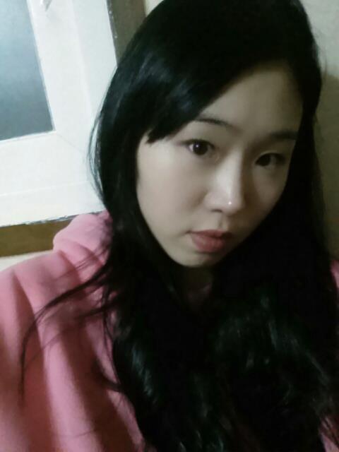 Black, my hair is black now :D