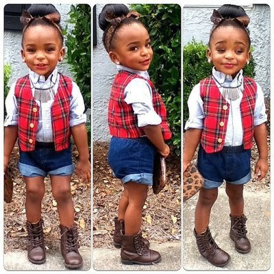 petite swag ma future fille<3