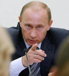 Presidente ruso Vladimir Putin para el diario The New York Times