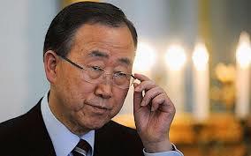 """la Red Informática Mundial sobre el bocazas """"Ban Ki-moon"""""""